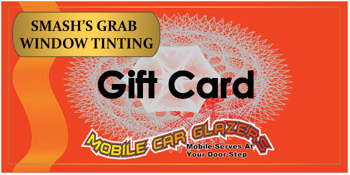 Smash'n Grab Gift Voucher